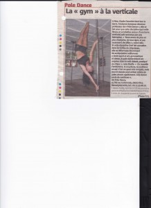 article la gym verticale
